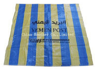 50kg Anti Slip Lightweight PE Woven Bag Eco Friendly For Packing Cement
